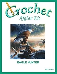 Eagle Hunter Crochet Afghan Kit